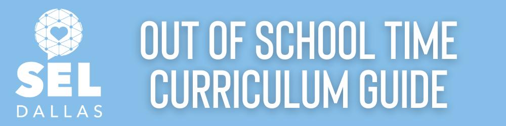 OST Curriculum Guide